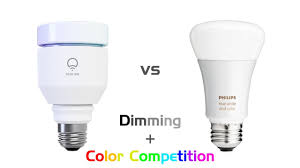 lifx color 1000 vs philips hue 3rd gen 2016 youtube