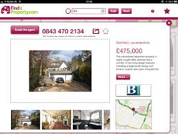 Mapping A Route by New Findaproperty Com Ipad App Review Housingdabble