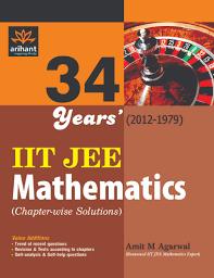 34 Years IIT JEE Chemistry (Paperback)