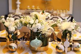 decorations carnation and lily white flower arrangement