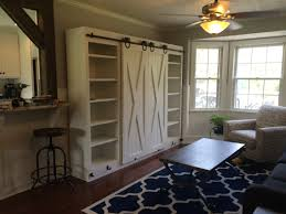 entertainment center with sliding barn doors decor u0026 things for