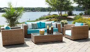 White Wicker Outdoor Patio Furniture by Amazing Wicker Patio Set Ideas U2013 Resin Wicker Patio Sets Wicker