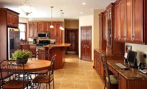 interior cool modern open floor plan kitchen dining living room