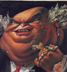 La violence de l'argent