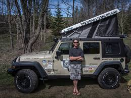 i transformed a jeep into a moving house to travel around africa
