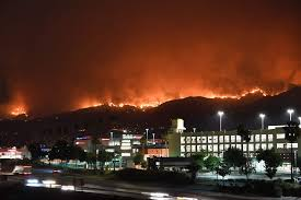 Wildfire Containment by La Tuna Canyon Fire Prompts Mandatory Evacuations In Burbank