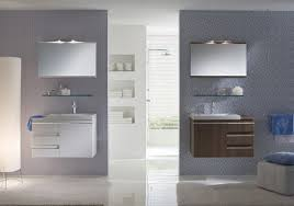 bahtroom sleek floor for contemporary bathroom design with cool