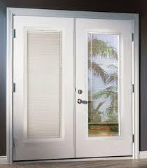 exterior door with blinds between glass doorglass for hurricane proof front doors u0026 impact doors western