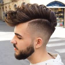 Black Boy Fade Haircuts 70 Amazing Faux Hawk Fade Haircuts New In 2017