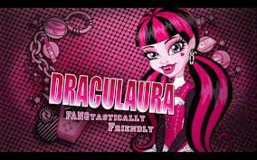 monster high draculaura inspired halloween makeup look youtube
