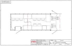 Classroom Floor Plan Builder Mobile Classroom Sample Floor Plan By Obs Inc