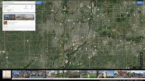Google Maps Illinois by Joliet Illinois Map