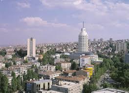 Ankara ili ve ilçeleri