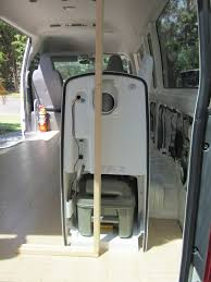 Van Living Ideas by Campervan Plumbing And Bathroom The Campervan Converts