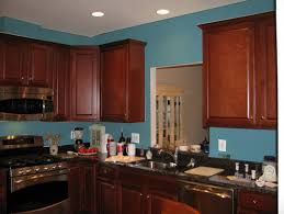 kitchen colors with dark cherry cabinets uotsh
