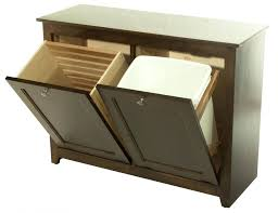 Free Wooden Garbage Box Plans by Kitchen Trash Can Storage Trash Cans Diy Trash Can Storage Shed