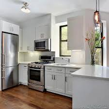 kitchen idea of the day a clean white kitchen submitted by