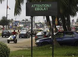 Cote d     Ivoire  which neighbours the Ebola infected countries  is on high alert  EPA Legnan Koula