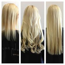 Human Hair Glue In Extensions by By Extension Hair Strand Strand Technique Indian Remy Hair