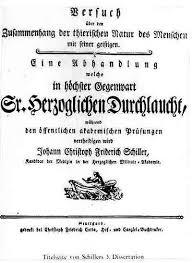 Der K  rper bestimmt den Geist Friedrich Schiller Universit  t Jena