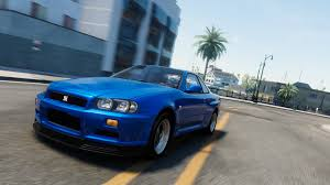 nissan skyline drift car nissan skyline gt r r34 the crew wiki fandom powered by wikia
