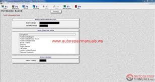 Toyota Industrial Equipment Epc V1 94 09 2015 Serial Auto