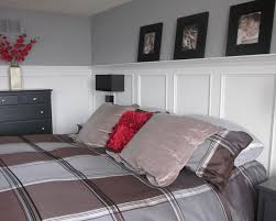 Wainscoting Ideas For Bedroom  HOUSE TODAY - Bedroom wainscoting ideas