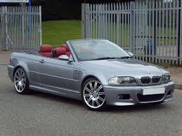 2005 55 e46 bmw m3 convertible facelift u2013 fsh great spec low