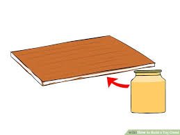 Build Wooden Toy Chest by How To Build A Toy Chest 14 Steps With Pictures Wikihow