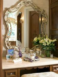 Decorating Ideas For The Bathroom Makeup Vanity Dressing Table Hgtv