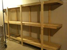 Build Wood Garage Shelves by Build Easy Free Standing Shelving Unit For Basement Or Garage 7