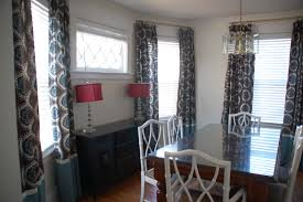 ideas for dining room curtains dining room decor ideas and