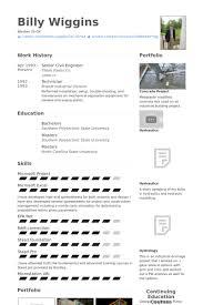 civil engineering resume examples hoch und tiefbauingenieur cv beispiel visualcv lebenslauf muster