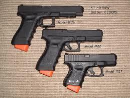 .40 cal Glocks
