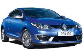 All Renault Models Renault Megane Coupe 2009 2016 Mpg Co2 U0026 Insurance Groups