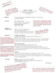 Career Goals Examples For Resume by Career