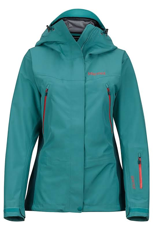 Marmot Spire Jackets Patina Green/Deep Teal Extra Small 35350-4800-XS