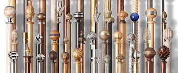 photo gallery of beautiful curtain rods viewing 1 of 15 photos