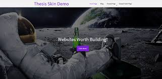 Beautiful THESIS Skins for       Dulu Lain Sekarang Lain Another one from DIY Theme  A clean and responsive skin that is built for speed and SEO  Like other DIY Theme  customization is easy