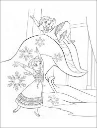 free frozen coloring pages disney picture 1 550x727 picture