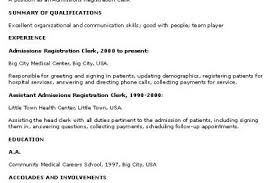 Student Resume Examples First Job by Resume Examples Students