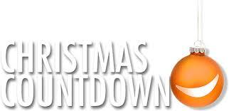 αντίστροφη μέτρηση για τα Χριστούγεννα
