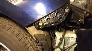 lexus hs 250h bumper lexus rx 350 front bumper removal youtube