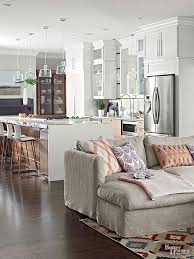 Decorating An Open Floor Plan Living Rooms With Open Floor Plans