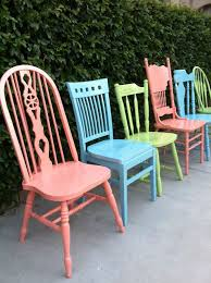 Best  Coloured Dining Chairs Ideas Only On Pinterest - Colorful patio furniture