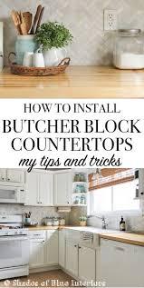 25 best butcher block countertops ideas on pinterest butcher