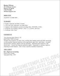 bank teller resume objective   Template How to get Taller Resume For Bank Teller  sales officer resume samples  sample sales