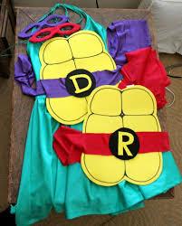 Halloween Ninja Turtle Costume 25 Diy Ninja Turtle Costume Ideas Ninja