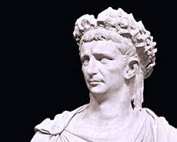 This is a Statue of the infamous fourth emporer of Rome Claudius.