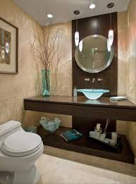 the parts of bathroom that need to be optimized to appray the